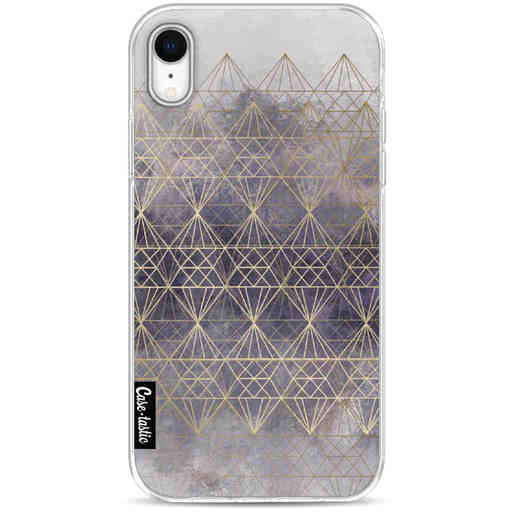 Casetastic Softcover Apple iPhone XR - Cold Diamonds