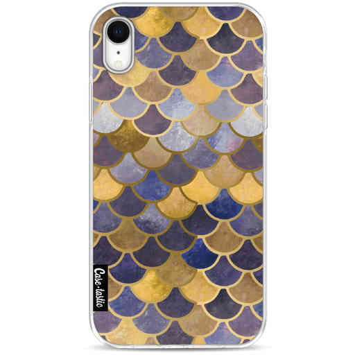 Casetastic Softcover Apple iPhone XR - Sapphire Scales
