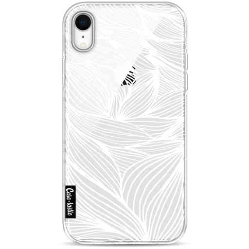 Casetastic Softcover Apple iPhone XR - Wavy Outlines