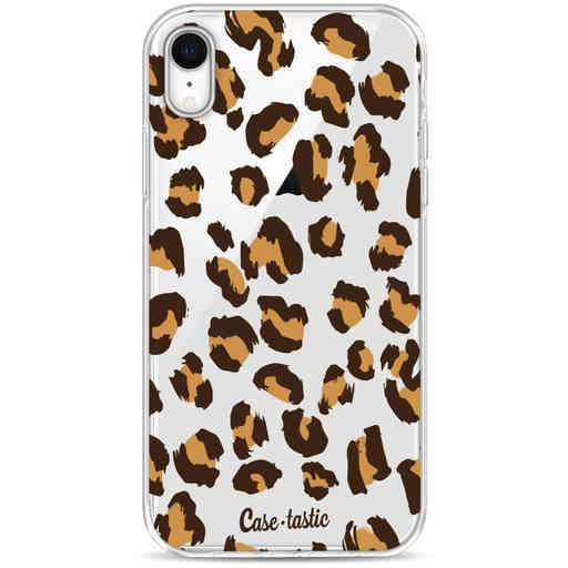 Casetastic Softcover Apple iPhone XR - Leopard Print