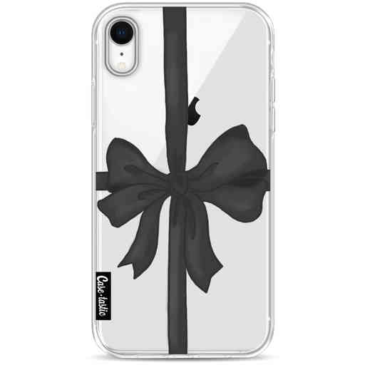 Casetastic Softcover Apple iPhone XR - Black Ribbon