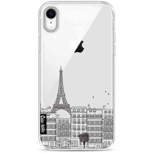Casetastic Softcover Apple iPhone XR - Paris City Houses