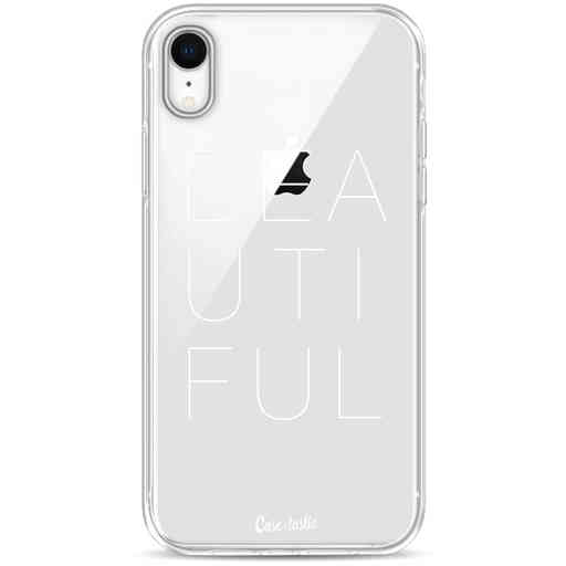 Casetastic Softcover Apple iPhone XR - Beautiful