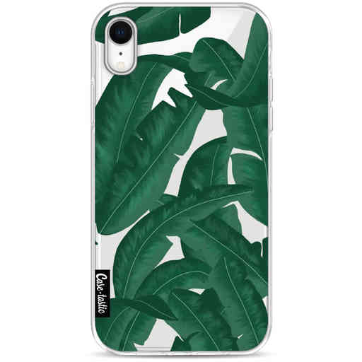 Casetastic Softcover Apple iPhone XR - Banana Leaves