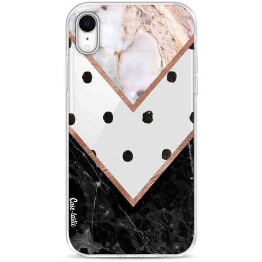 Casetastic Softcover Apple iPhone XR - Mix of Marbles