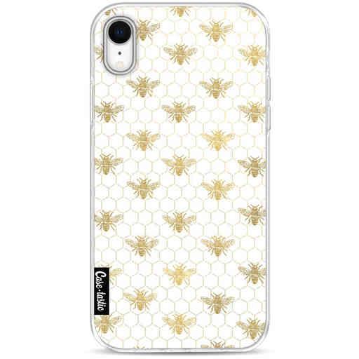 Casetastic Softcover Apple iPhone XR - Golden Honey Bee