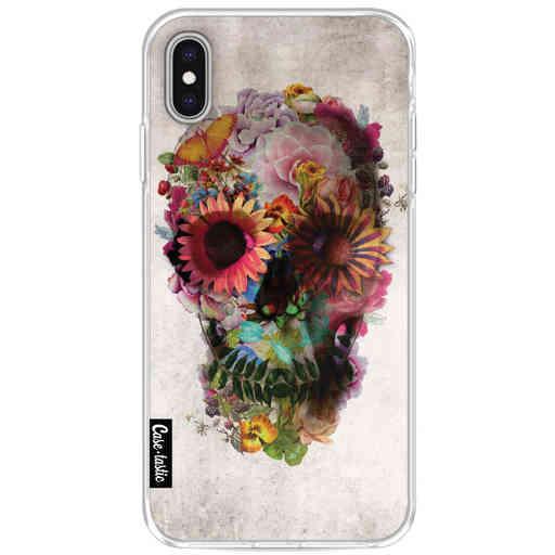 Casetastic Softcover Apple iPhone XS Max - Skull 2