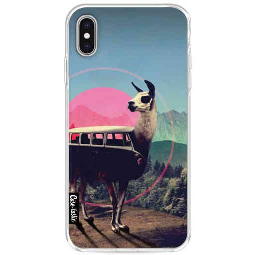 Casetastic Softcover Apple iPhone XS Max - Llama
