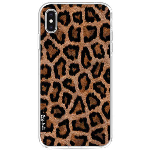 Casetastic Softcover Apple iPhone XS Max - Leopard