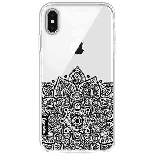Casetastic Softcover Apple iPhone XS Max - Floral Mandala