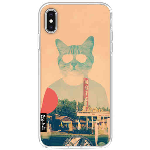 Casetastic Softcover Apple iPhone XS Max - Cool Cat