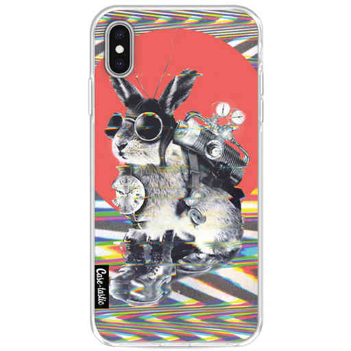 Casetastic Softcover Apple iPhone XS Max - Time Traveller