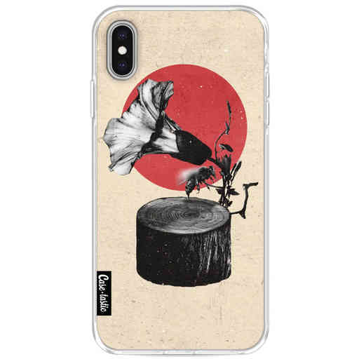 Casetastic Softcover Apple iPhone XS Max - Gramophone