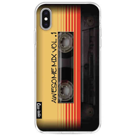 Casetastic Softcover Apple iPhone XS Max - Awesome Mix