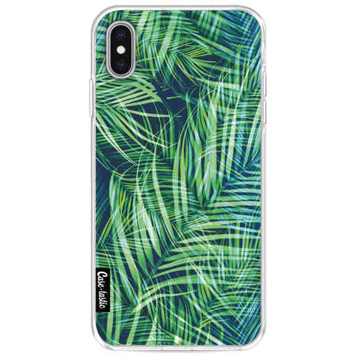 Casetastic Softcover Apple iPhone XS Max - Palm Leaves