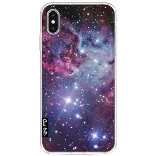 Casetastic Softcover Apple iPhone XS Max - Nebula Galaxy