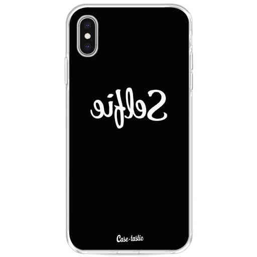 Casetastic Softcover Apple iPhone XS Max - Selfie Backwards