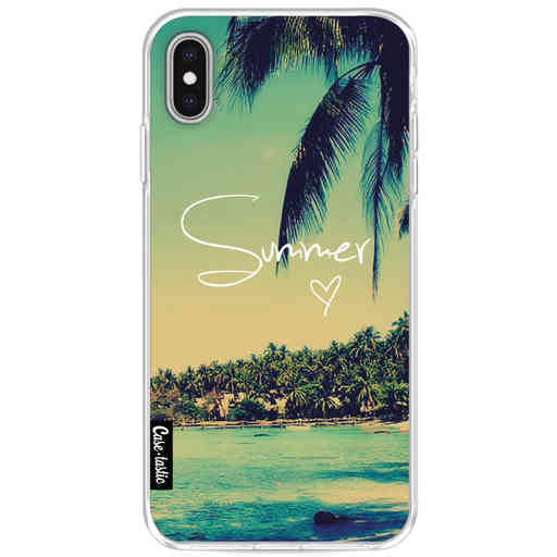 Casetastic Softcover Apple iPhone XS Max - Summer Love