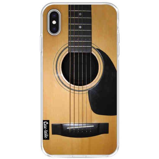 Casetastic Softcover Apple iPhone XS Max - Guitar