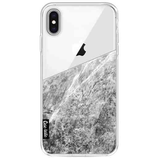 Casetastic Softcover Apple iPhone XS Max - Marble Transparent