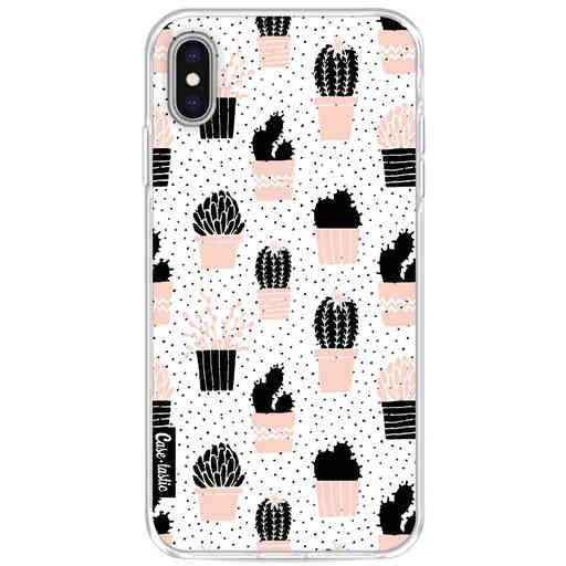 Casetastic Softcover Apple iPhone XS Max - Cactus Print