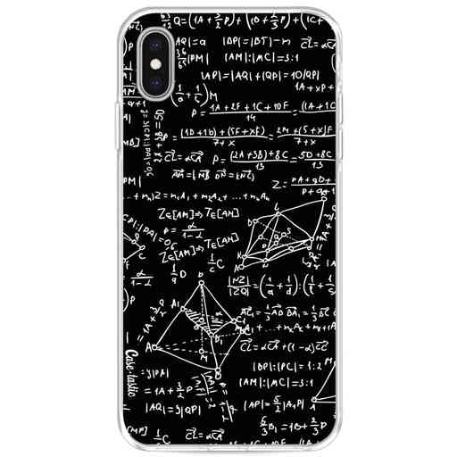 Casetastic Softcover Apple iPhone XS Max - You Do The Math