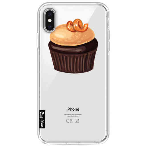 Casetastic Softcover Apple iPhone XS Max - The Big Cupcake