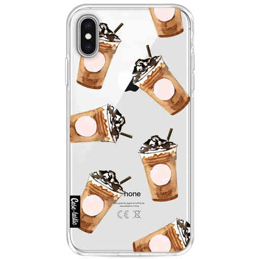 Casetastic Softcover Apple iPhone XS Max - Coffee To Go