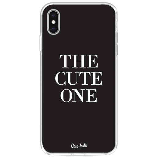 Casetastic Softcover Apple iPhone XS Max - The Cute One