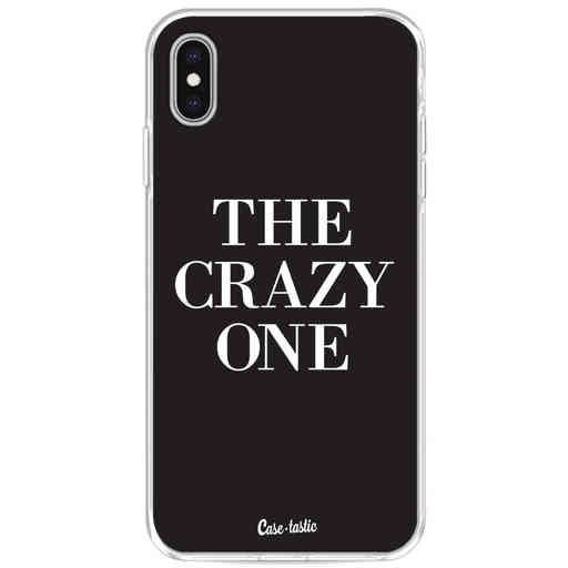 Casetastic Softcover Apple iPhone XS Max - The Crazy One