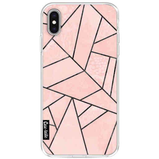 Casetastic Softcover Apple iPhone XS Max - Rose Stone