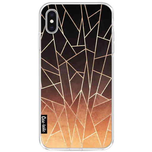 Casetastic Softcover Apple iPhone XS Max - Shattered Ombre