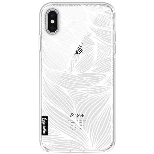 Casetastic Softcover Apple iPhone XS Max - Wavy Outlines