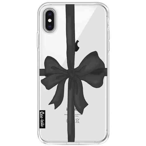 Casetastic Softcover Apple iPhone XS Max - Black Ribbon