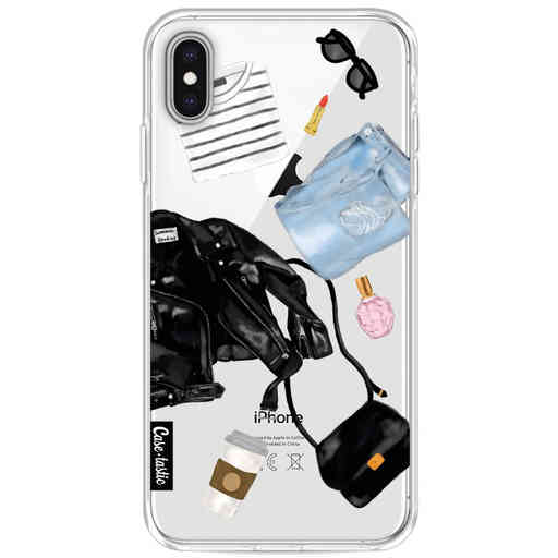 Casetastic Softcover Apple iPhone XS Max - Fashion Flatlay