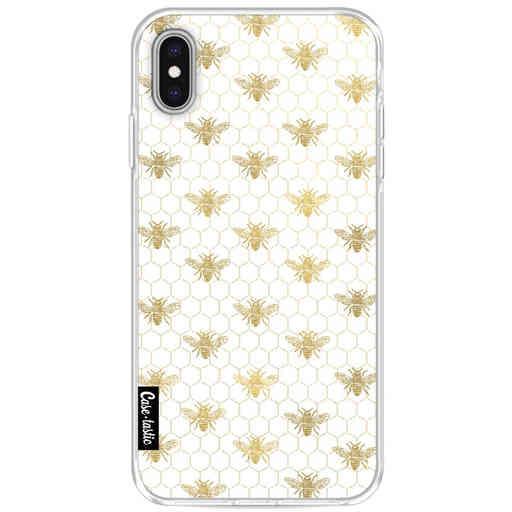 Casetastic Softcover Apple iPhone XS Max - Golden Honey Bee