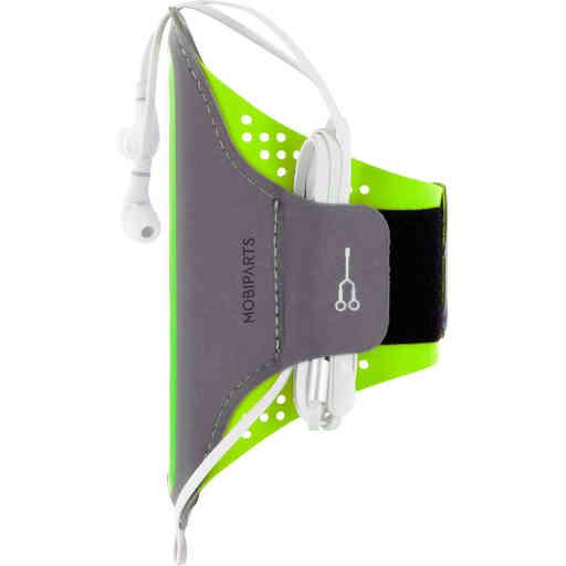 Casetastic Comfort Fit Sport Armband Apple iPhone XR Neon Green