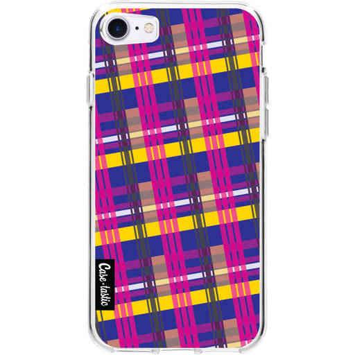 Casetastic Softcover Apple iPhone 7 / 8 / SE (2020) - Mixed Tartan