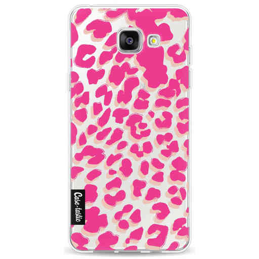 Casetastic Softcover Samsung Galaxy A5 (2016) - Leopard Print Pink