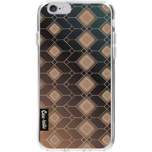 Casetastic Softcover Apple iPhone 6 / 6s - Abstract Diamonds