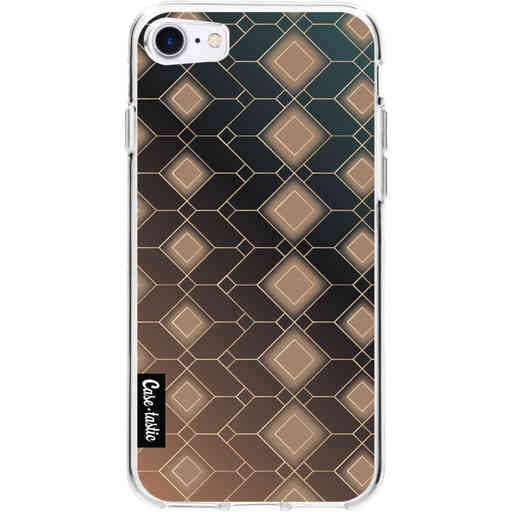 Casetastic Softcover Apple iPhone 7 / 8 - Abstract Diamonds