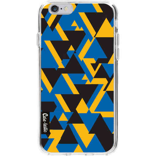 Casetastic Softcover Apple iPhone 6 / 6s - Mixed Triangles