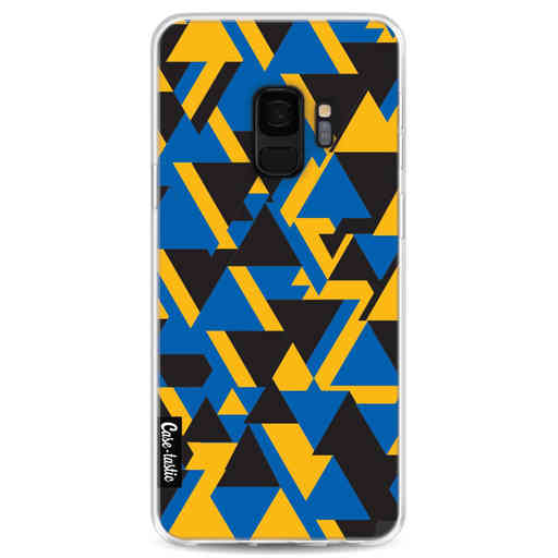 Casetastic Softcover Samsung Galaxy S9 - Mixed Triangles