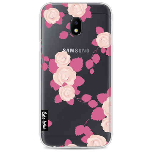 Casetastic Softcover Samsung Galaxy J3 (2017) - Pink Roses