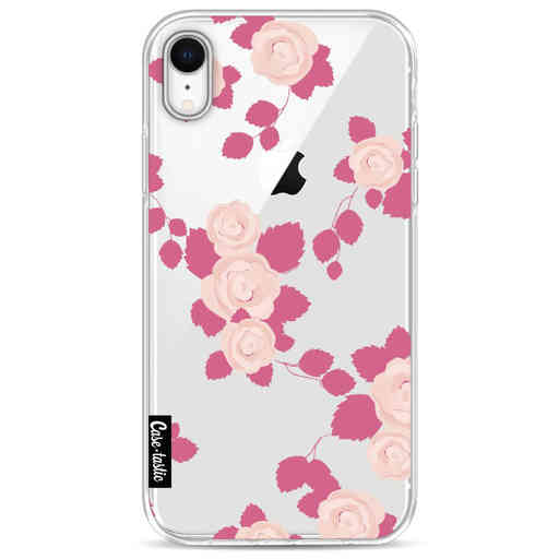 Casetastic Softcover Apple iPhone XR - Pink Roses