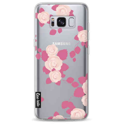 Casetastic Softcover Samsung Galaxy S8 - Pink Roses