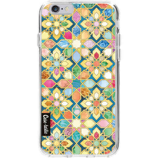 Casetastic Softcover Apple iPhone 6 / 6s - Gilded Moroccan Mosaic Tiles