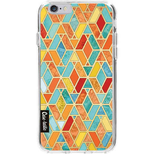 Casetastic Softcover Apple iPhone 6 / 6s - Geometric Tile Pattern