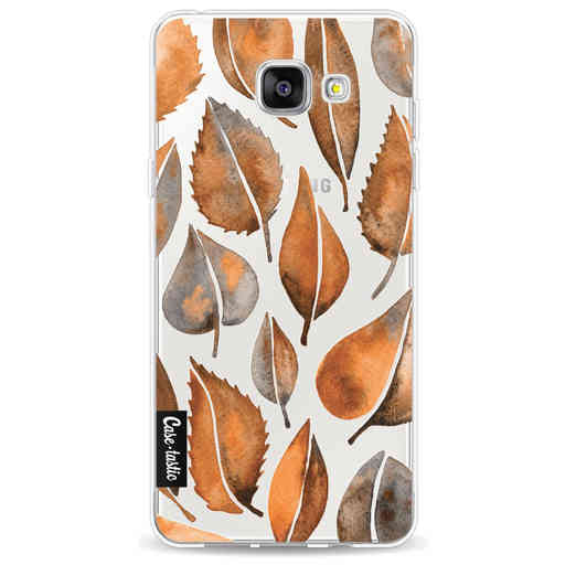 Casetastic Softcover Samsung Galaxy A5 (2016) - Cascading Leaves