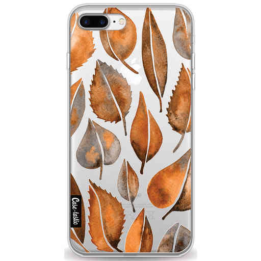 Casetastic Softcover Apple iPhone 7 Plus / 8 Plus - Cascading Leaves